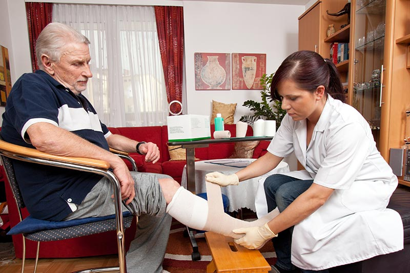 private duty nursing skilled medical care home services